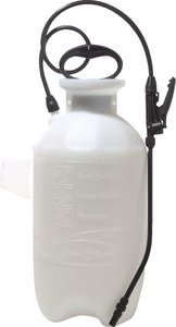 - 2gal #20020 Poly SureSpray Sprayer with Poly Adjustable Cone Nozzle