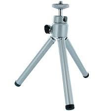 Buy mini camera stand small portable metal tripod for Canon Sony ...