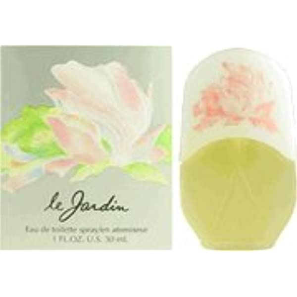 Le Jardin By Health Beauty Focus For Women Eau De Toilette Spray 1 0 Oz Le Jardin Perfume Beauty