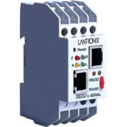 Lantronix XSDRIN-03 Industrial Device Server XPress DR-IAP with Installable Industrial Protocols - Device server - 100Mb LAN, RS-232, RS-422, RS-485 - by Lantronix