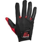 E-Force Weapon Racquetball Glove (Black/Red)-LL by E-Force