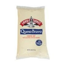 Land O Lakes Queso Bravo White Cheese Dip, 5 Pound -- 6 per case. by Land O Lakes