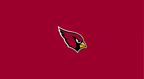 - Imperial Officially Licensed NFL Merchandise: 8-Foot Billiard/Pool Table Cloth, Arizona Cardinals