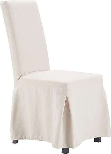 Truly Home CHR20114A Hayes Dining Chair, Ivory ()