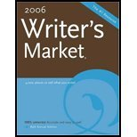 2006 Writers Market by Brogan,Kathryn S.. [2005,8th Edition.] Paperback