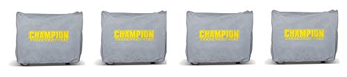 Champion Weather-Resistant Storage Cover for 3100-Watt or Higher Inverter Generators (4)