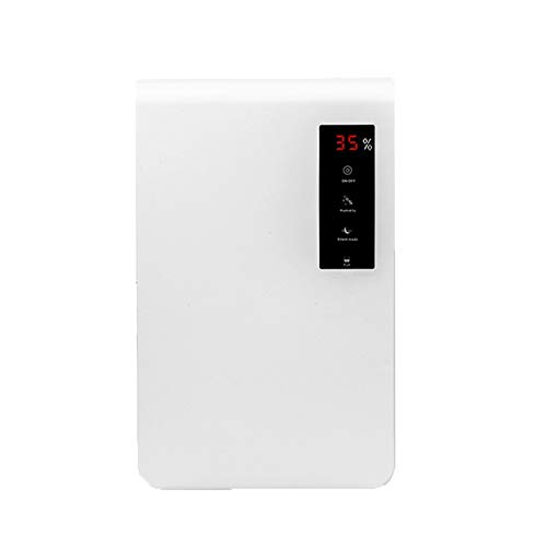 UNOKS Household Intelligent Dehumidifier, Dryer, Basement Dehumidifier, Humidity Control Touch Screen