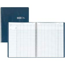 House of Doolittle Class Record Planner, Blue, 8.5 x 11 Inch (HOD51407)