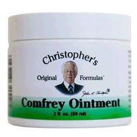 Christophers Comfrey Ointment (Dr. Christopher'S Formulas Comfrey Ointment 2 Oz)