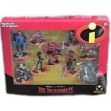 : The Incredibles Figurine Set