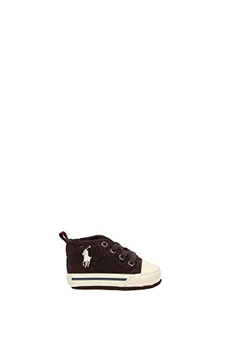 26664CHOCOLATECORDUBROY Ralph Lauren Sneakers Niño Velvet Marrón Marrón
