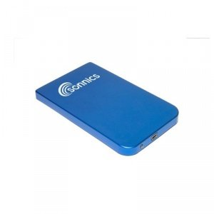 Sonnics 250GB 2.5 Inch Blue External Portable USB Hard drive for use with Windows PC, Apple Mac, Smart tv and Xbox 360 by sonnics