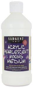 Sargent Art 22-8810 32-Ounce Acrylic Gloss and Varnish