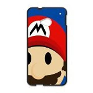 Malcolm Super Mario Phone Case for HTC One M7 case