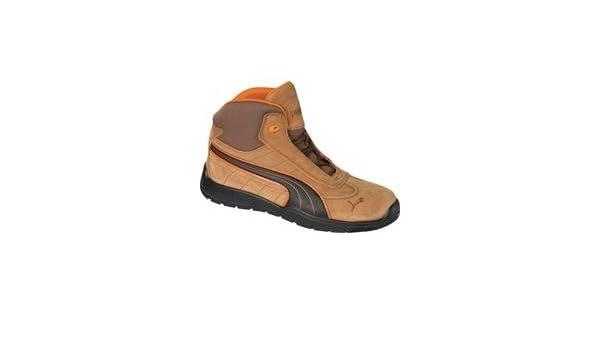 5efae9288142 Puma Motorsport Style Steel Toe SD HiTop Work Shoe - Footwear - Amazon.com