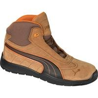 dbd88837ea6 Image Unavailable. Image not available for. Color  Puma Motorsport Style Steel  Toe SD HiTop Work Shoe