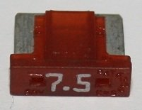 - 7.5A Mini Low Profile Fuse Module - Package of 5 by A Plus Parts House