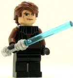 LEGO Star Wars Minifig Anakin Skywalker Clone Wars (Lego Star Wars Sets With Anakin Skywalker)