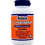 Now Foods L-tryptophane en poudre, 2-once