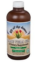 Lily of the Desert: Aloe Vera Gel, Wholeleaf 32 oz