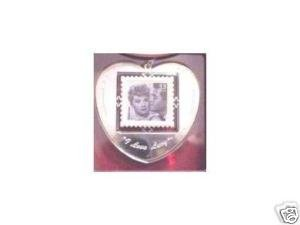 Hallmark Keepsake Ornament - I Love Lucy Postage Stamp 1999 From Celebrate the Century Collection (QXI8567) ()