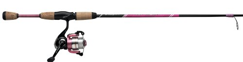 Shakespeare 5-Feet, 6-Inch Amphibian Spincast Rod and Reel Combo, Outdoor Stuffs