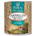 Beans Organic Cannellini 108 Oz -Pack of 6