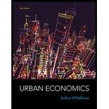 Urban Economics by O'Sullivan,Arthur. [2011,8th Edition.] Hardcover ebook