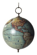 UPC 781934514404, Authentic Models Vaugondy 1745 Hanging Globe