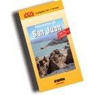 San Juan Argentina - San Juan Province Road Map, Argentina