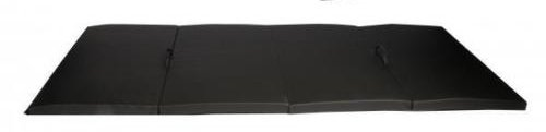 Black , 4'x8'x2'' Mat R4 Thick Folding Panel Gymnastics Mat Gym Fitness Exercise by Exercise Mats (Image #1)