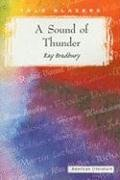 A Sound of Thunder (Tale Blazers)