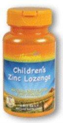 Thompson Nutritional Products Zinc Children's Lozenge With Vit C Fruit Flavor, 45 Loz by Thompson