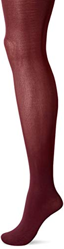 (Hanes Silk Reflections Women's Hanes Opaque Tights, pinot burgundy,)