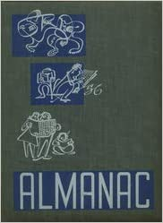 Custom Reprint Yearbook 1956 Franklin High School Almanac