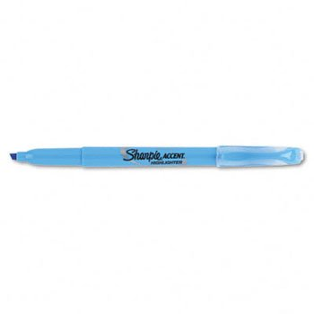 Sharpie® Accent® Pocket Style Highlighters HILIGHTER,PKT ACCENT,TE (Pack ()