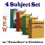 History Lifepac (New Lifepac Grade 3 AOP 4-Subject Box Set (Math, Language, Science & History / Geography, Alpha Omega, 3rd GRADE, HomeSchooling CURRICULUM, New Life Pac [Paperback])