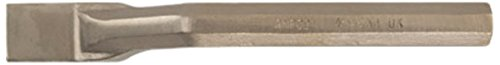 Ampco Safety Tools 4-1033 Offset Caulking Tool, Non-Sparking, Non-Magnetic, Corrosion Resistant, 1/4'' x 1''