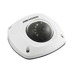 Hikvision DS-2CD2542FWD-IWS 4MP PoE Wireless Security IP Camera - Mini Dome, Indoor Outdoor, Wide Angle 4mm Lens, Built in WiFi, Microphone Audio, WDR IR Day/Night, HD 1080P IP67, 2688X1520