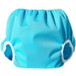 Bummis Pull On Diaper Cover, Ocean, Small 7-10 lbs