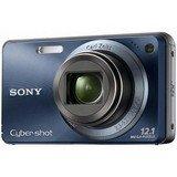 Sony Cyber-shot DSC-W290 Point & Shoot Digital Camera - Blue - 12.1 Megapixel - 16:9 - 5x Optical Zoom - 2x Digital Zoom - 3