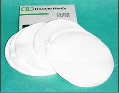 SEOH Filter Paper Qualitative Medium 12.5cm 100pk