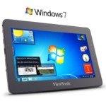 ViewSonic ViewPad 10Pro 16GB Intel Atom Z670 1.5GHz 1GB DDR2 Windows 7 Tablet PC with 10.1