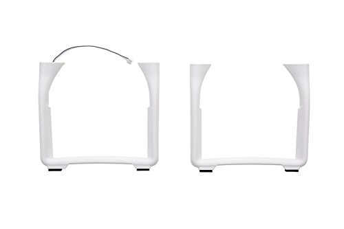 DJI Phantom 3 - Landing Gear, Pro/Adv. (White) ()