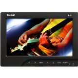 Marshall Electronics M-CT7-CE6 Camera Top Monitors (Black) by Marshall
