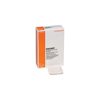 Gel Conformable Wound Dressing - Solosite Gel Conformable 2