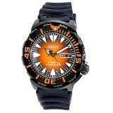 Seiko 5 Superior Automatic watch made in Japan - Black Automatic Seiko Monster