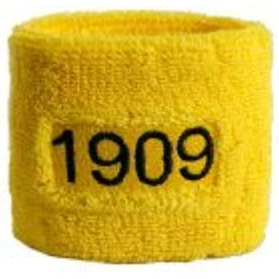 Digni reg 1909 Dortmund Wristband sweatband free sticker Estimated Price £3.95 -