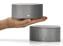 bose 2 1 speakers. bose 3-2-1 home theater system speakers - silver 2 1 s