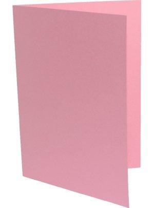 K&L 100 Bastelkarten DIN A6 Rosa B003KVTJUI | Kostengünstiger